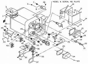 Furnace Ladder Diagram Images  Water Furnace Parts