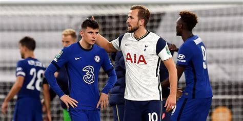 Tottenham Hotspur v Chelsea - Carabao Cup - Fourth Round ...