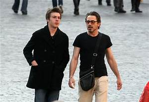 Indio Downey- Robert Downey Jr.'s Son ...