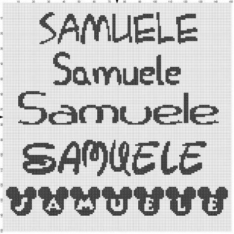 disegni della disney a punto croce kionkiori punto croce nomi random e arretrati vari