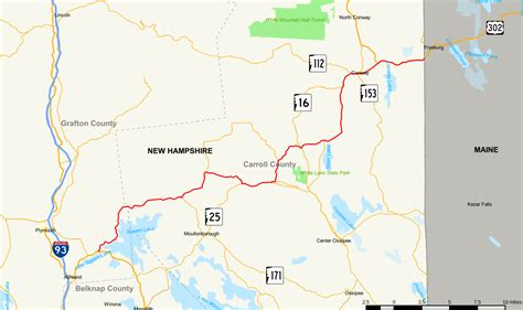 New Hampshire Route 113 Map.svg