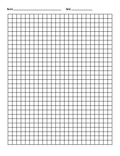 Empty Crossword Grid  New Calendar Template Site