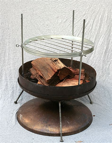 stainless steel fire pit jojos party hire central coast