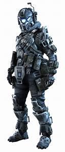 Titanfall - IMC Pilot Minecraft Skin
