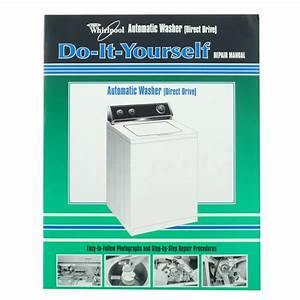 Whirlpool Duet Washer Parts Manual