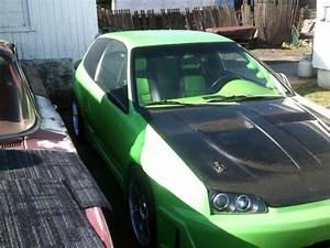 1992 Honda Civic Hatchback  U0026quot Project Car U0026quot  Lime Green Lots