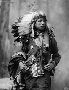 Cazy Bull An Oglala Sioux Man 1899 Native Americans