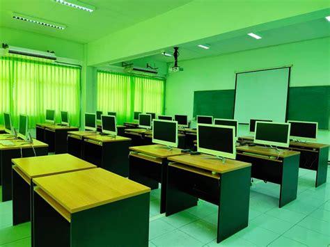 ภาควิชาเทคโนโลยีคอมพิวเตอร์ - ห้องเรียน