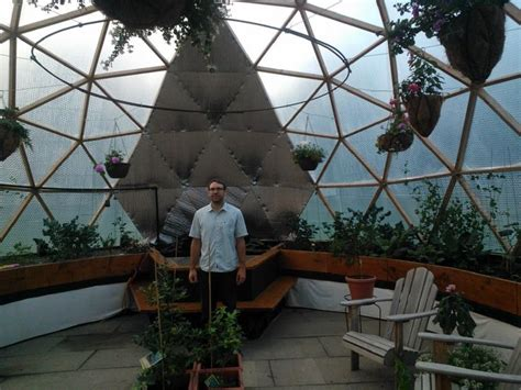 solawrap greenhouse dome     suspended