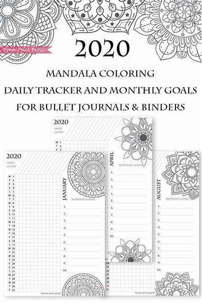 Tracker Habit Daily Routine Printable Printables Journal