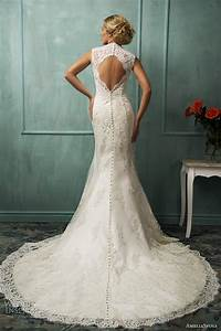 ameliasposa 2014 wedding dresses wedding inspirasi page 2 With keyhole back wedding dresses