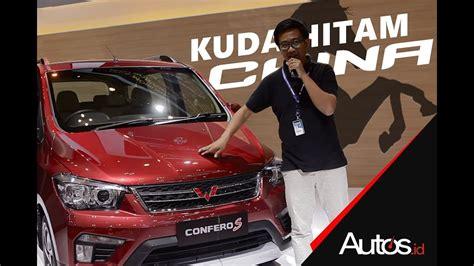 Review Wuling Confero by Review Wuling Confero S Di Indonesia Kuda Hitam Dari