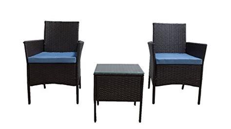 Gojooasis Rattan Patio Outdoor Armchairs Pe Wicker