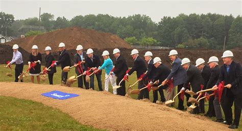Clients have the ability to easily access policy information, certificates of insurance, auto id cards, vehicle details, and insured documents. Sentry Insurance Breaks Ground on New Office Building | Flad Architects