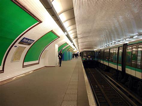 file metro de ligne 1 porte maillot 05 jpg wikimedia commons