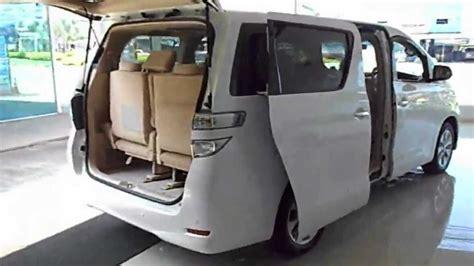 toyota alphard v 2004 new toyota vellfire 2012 stock t101 classic car design