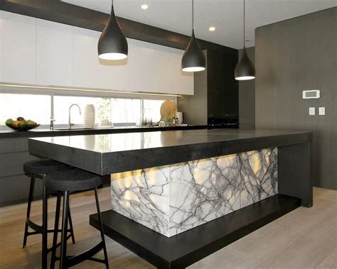 Granite Countertops Island New York by New York Marble Backlit And Granite Marable Slab House