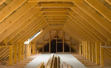 How to Board Your Loft   Homebuilding & Renovating