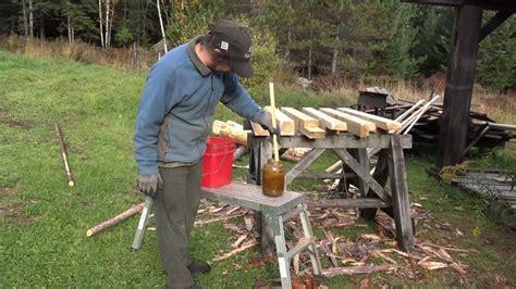 comment faire grissonner du bois neuf rapidement