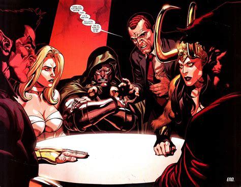 gli illuminati marvel post age of m comics assedio volume unico marvel