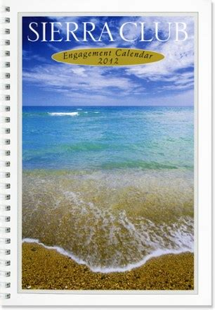 sierra club engagement calendar rei op