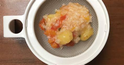 4 manfaat ikan salmon, tak hanya tingkatkan. Nasi Tim Bayi Usia 6 Bulan - Bubur Kentang Hati Untuk Bayi 6 8 Bulan