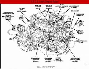 Where Is Crankshaft Position Sensor On Dodge Grand Caravan