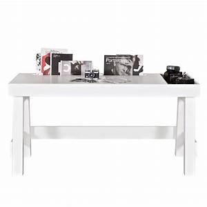 Bureau Avec Rangement : bureau en bois rangement groove par drawer ~ Teatrodelosmanantiales.com Idées de Décoration
