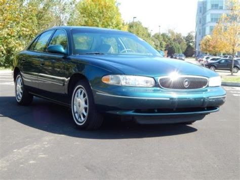 2001 Buick Century Transmission by Purchase Used 2001 Buick Century Custom One Owner Low