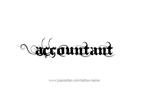 Boat Names For Accountants by Accountant Profession Name Designs Page 2 Of 5