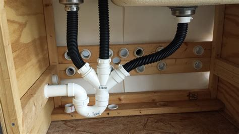 installing p trap kitchen sink home page flexp trap 7557