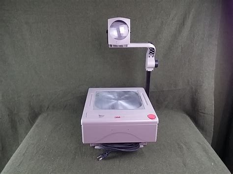 3m model 1700 overhead projector works great ebay