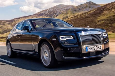 rolls royce price range rolls royce ghost saloon from 2010 used prices parkers