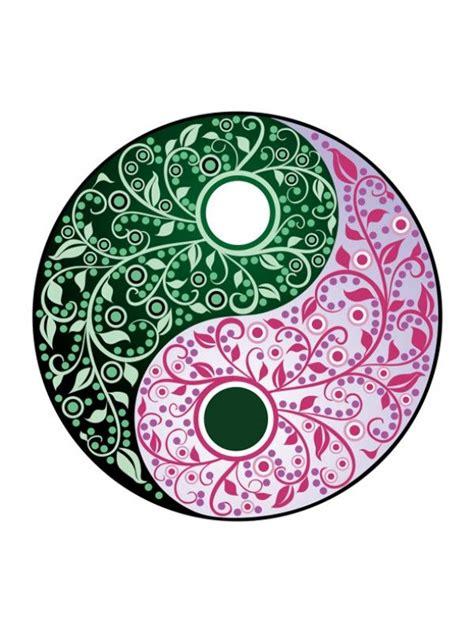 colorful yin yang k 233 ptal 225 lat a k 246 vetkez蜻re 窶枋olorful yin yang designs