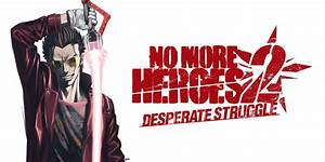 Life Game Charts No More Heroes 2 Desperate Struggle Wii Games Nintendo