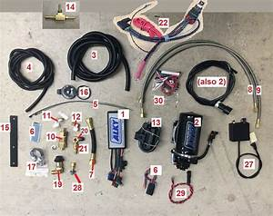 How To  Install Alky Control Meth Injection System In A C7 - Corvetteforum