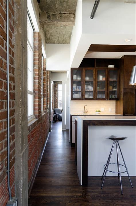 floor n decor houston loft kitchen industrial kitchen houston by c o n t e n t architecture