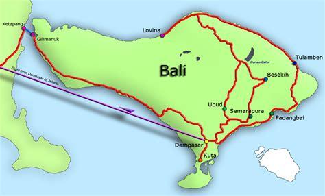 bali cambodia map
