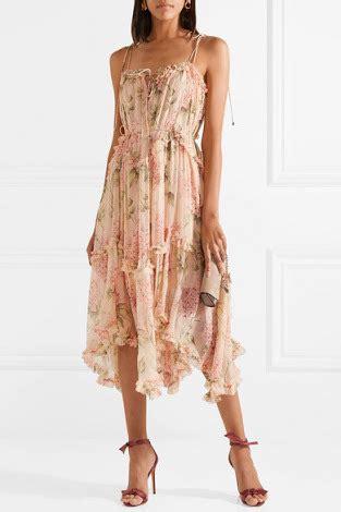 zimmermann silk prima hydrangea floating dress size