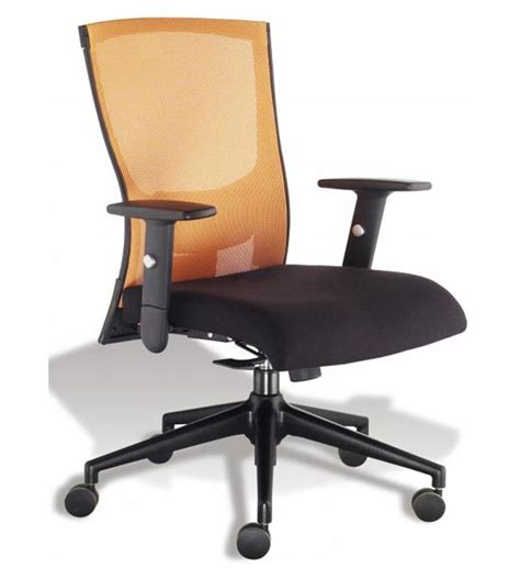 adjustable mesh back office chair in office chairs