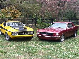 1971 Ford Mustang Mach 1 and 1961 Ford Mustang | 1971 ford mustang, Ford mustang shelby cobra ...