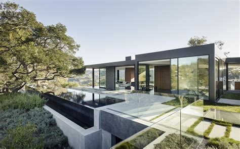 modern infinity swimming pool design ideas