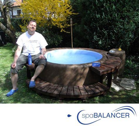 Whirlpool Garten Chlor whirlpool softub aus m 252 nchen und wasserpflege ohne chlor