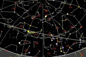 With Stars and Planets Astronomical Chart - Pics about space