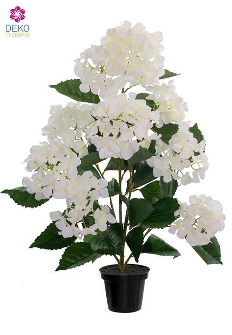hortensien überwintern im topf k 252 nstliche hortensien im topf 70 cm wei 223