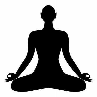 Meditation Transparent Symbol Yoga Buddhist Icon Budista