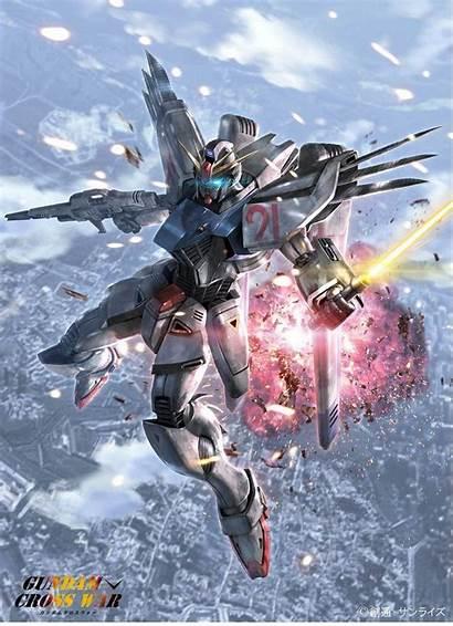 Gundam Mobile War Cross Phone Wallpapers Versus