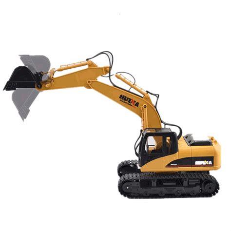 Harga Rc Excavator Huina huina toys1550 15channel 2 4g 1 12rc metal excavator