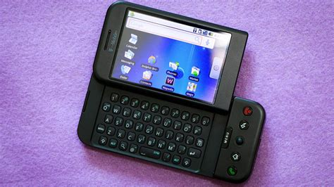 I Owned The First Android Phone In An Iphone World -- And
