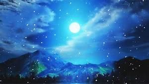 My World Fantasy | via Tumblr | We Heart It | gif, moon ...